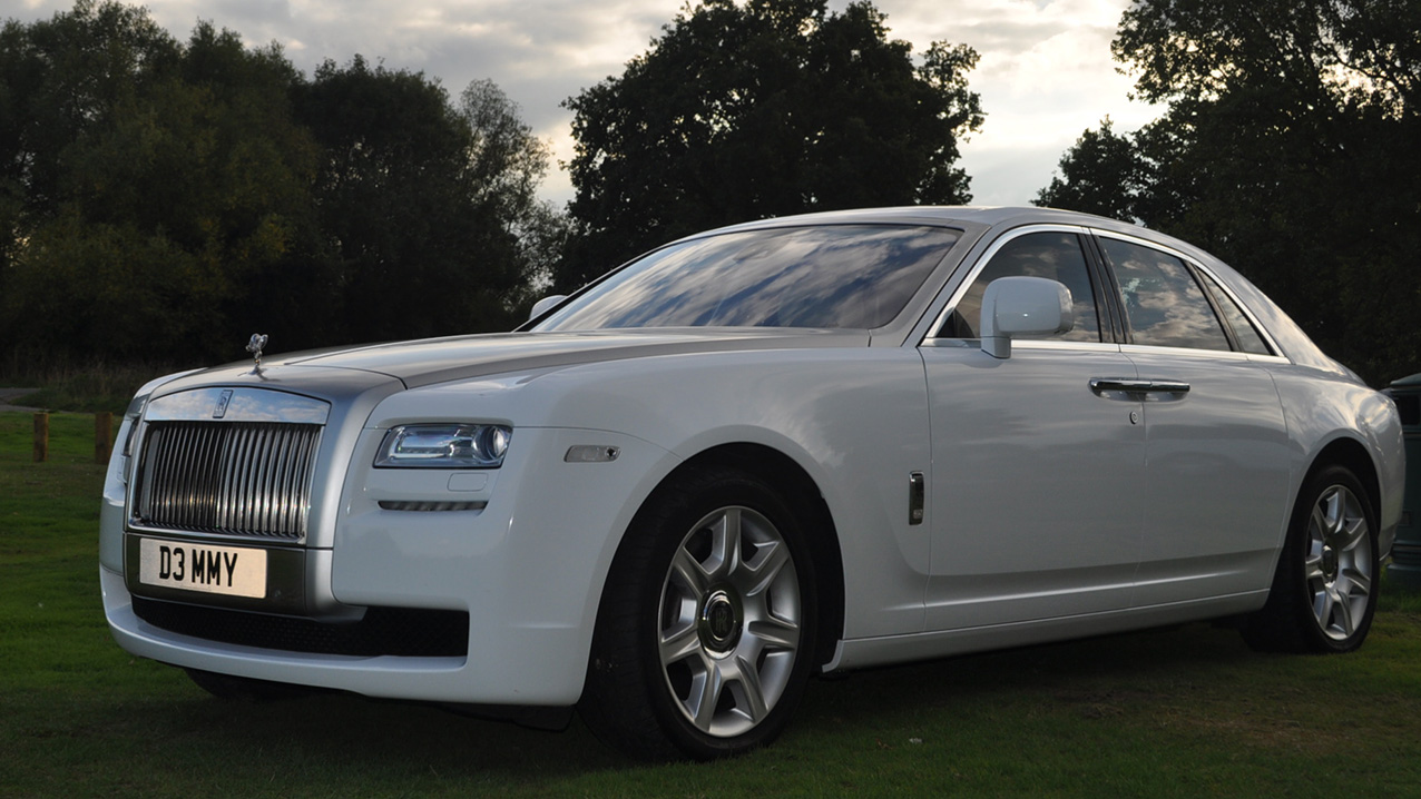 Rolls Royce For Hire >> rolls-royce-ghost-wedding-car-hire-london - Premier Carriage