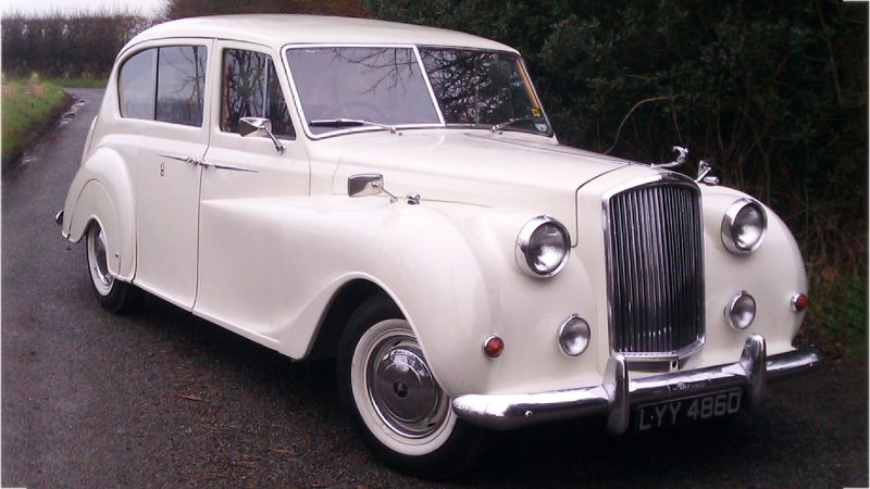 Austin Princess Limousine wedding car for hire in Deal, Kent