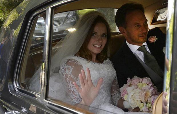 geri-halliwell-celebrity-wedding-car