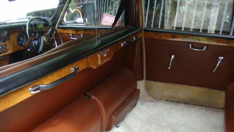 Classic Seven Seat Daimler Limousine Wedding Cars South