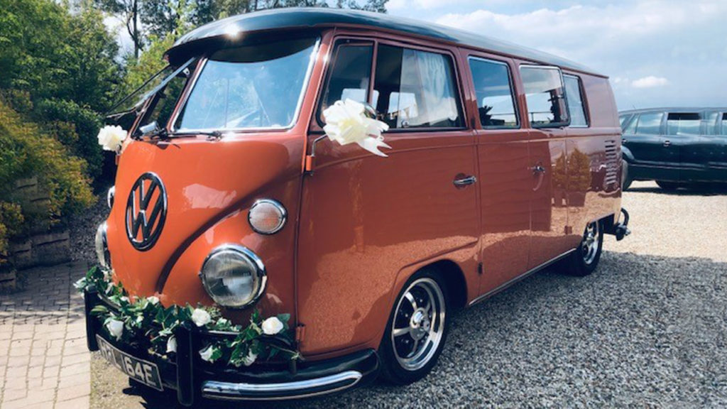 Vw Wedding Campers Splitscreen Window