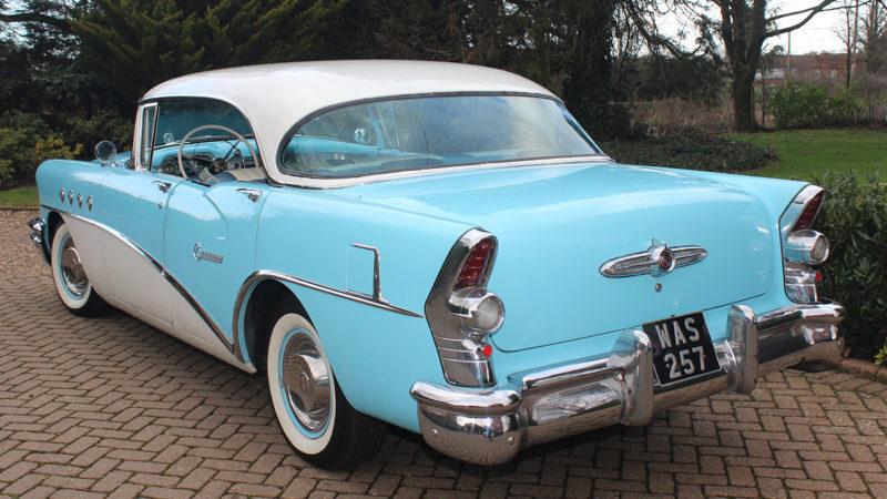 Buick Century wedding car for hire in Cobham, West London