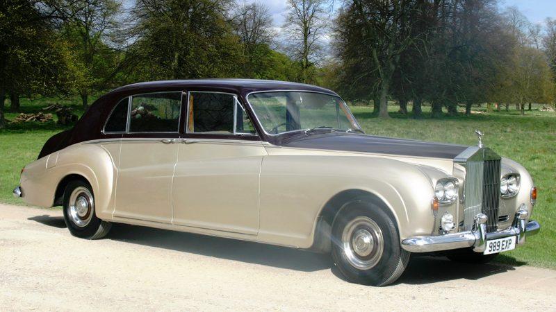 Rolls Royce Phantom V Wedding Car Hire Surrey Amp London