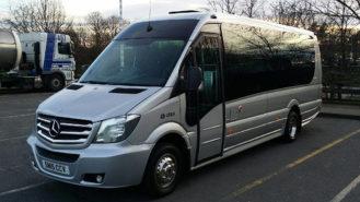 Mercedes Sprinter wedding car for hire in London