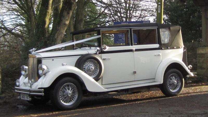 Vintage Car Hire Newcastle