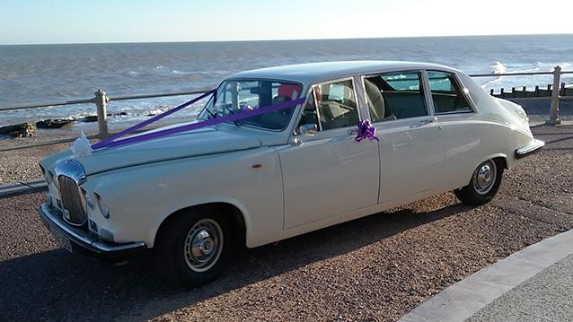 Classic Wedding Car Hire Brighton