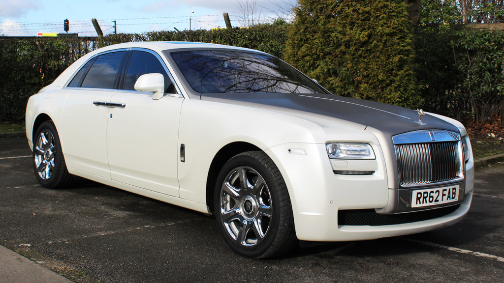 Rolls Royce For Hire >> rolls-royce-ghost-wedding-car-hire-bradford - Premier Carriage