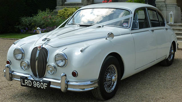 5 Of Our Favourite Iconic British Wedding Cars Premier Carriage