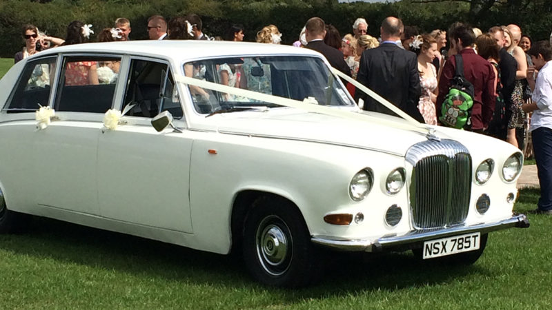 Classic Wedding Car Hire East Sussex