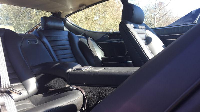 Lamborghini Espada V12 wedding car for hire in Cadnam, Hampshire