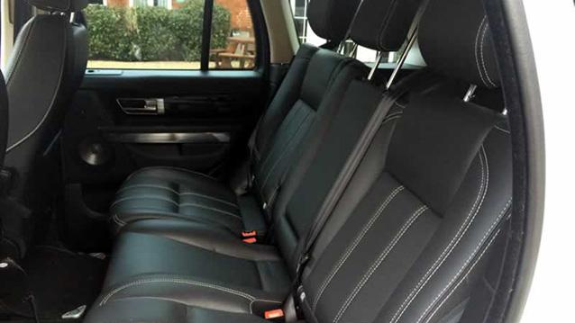Range Rover Sport wedding car for hire in Birmingham, West Midlands