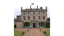 Classic Wedding Cars at Somerley House
