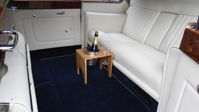 Austin Vanden-Plas Princess Limousine wedding car for hire in Maidstone, Kent