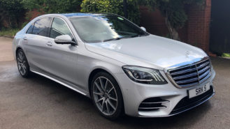 Mercedes 'S' Class AMG wedding car for hire in Purfleet, Essex