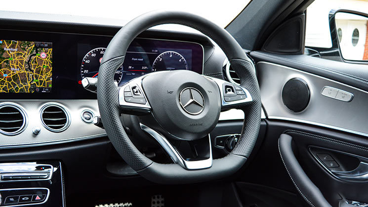 Mercedes 'S' Class LWB wedding car for hire in London