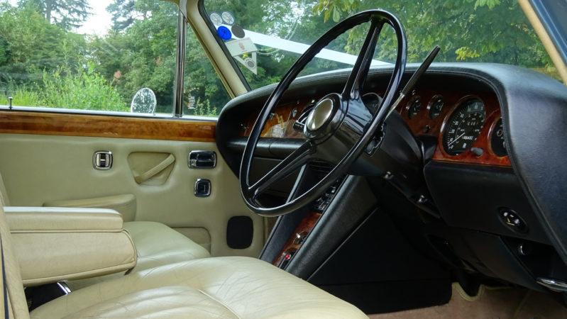 Rolls-Royce Silver Shadow I wedding car for hire in Hemel Hempstead, Hertfordshire