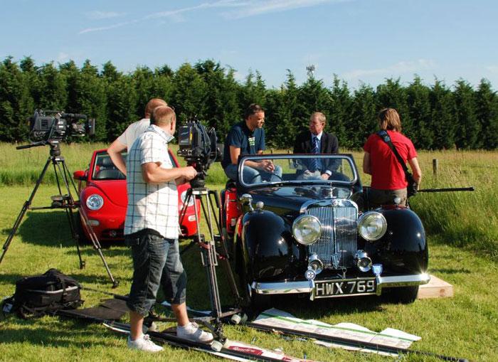 Classic-Triumph-tv-set-bergerac