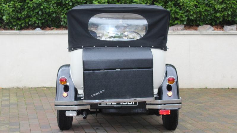 Badsworth Landaulette wedding car for hire in London