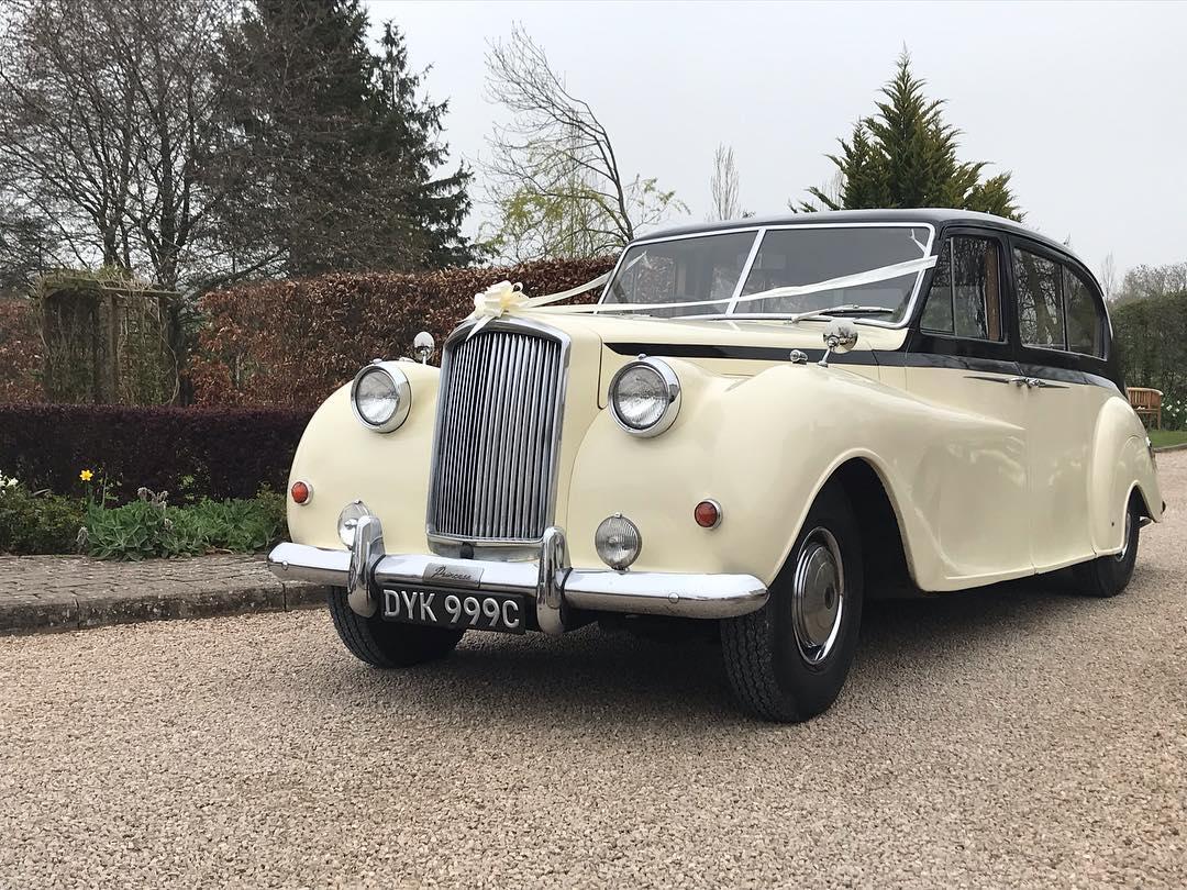 Classic Limousine Wedding Car hire West Midlands