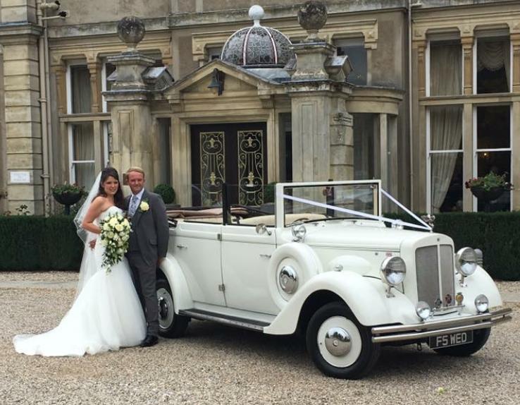 Vintage Regent Wedding Car hire London