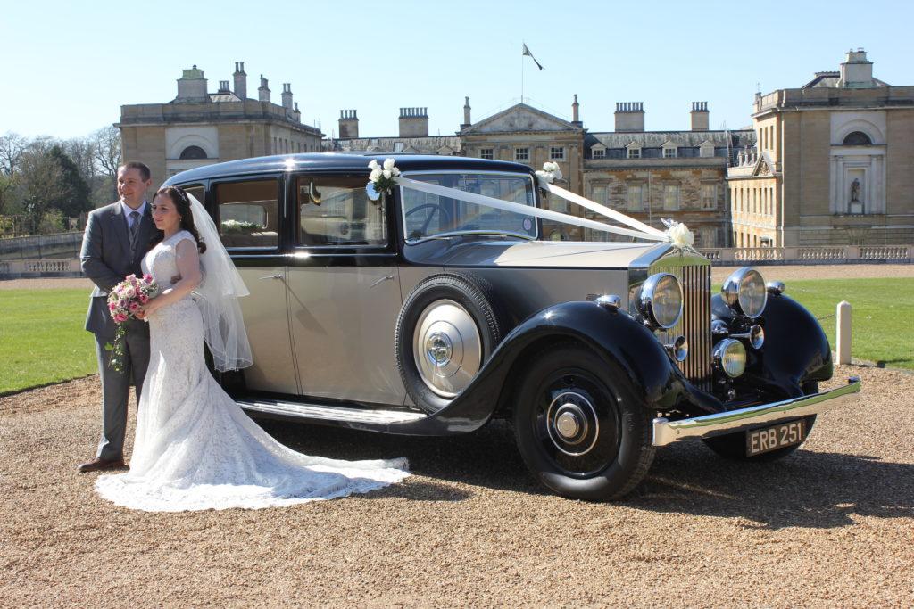 Vintage Rolls-Royce Wedding Car London