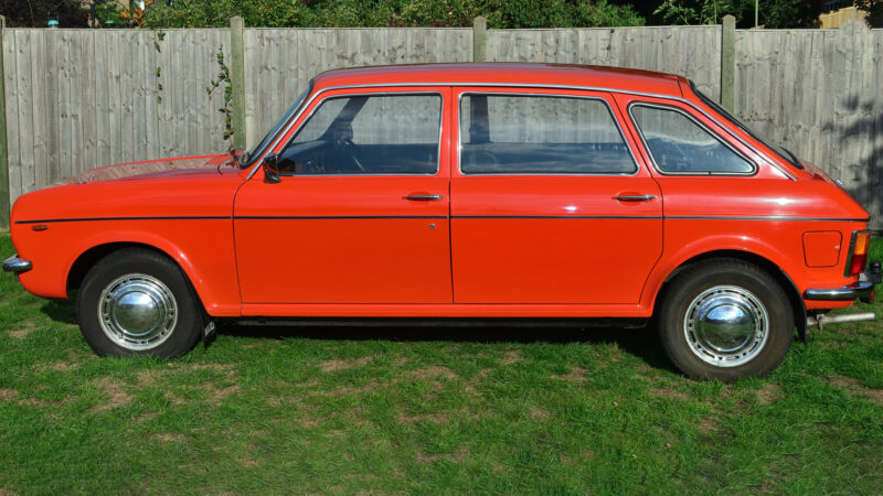 Austin Maxi 1750 wedding car for hire in Eastleigh, Hampshire