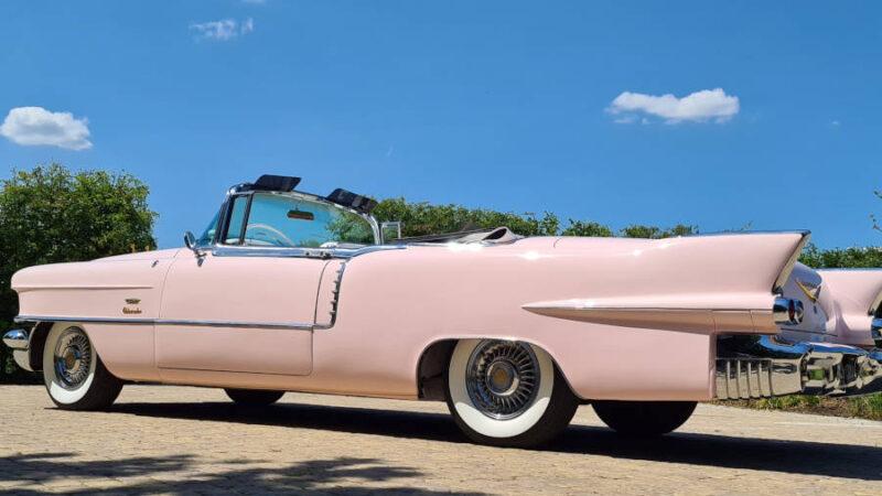 Cadillac Eldorado Biarritz Convertible wedding car for hire in Basildon, Essex